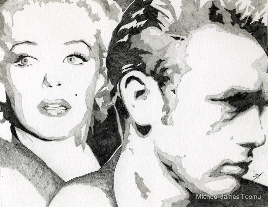 Marilyn & James by Michael James Toomy