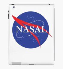 Nasal NASA iPad Case/Skin