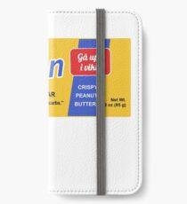 Kalteen Bar iPhone Flip-Case/Hülle/Klebefolie