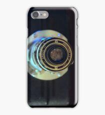 Vintage Art Deco Film Camera iPhone Case/Skin