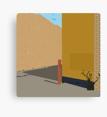 0172 entry to alley Canvas Print