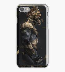 King Mcgregor   Safe AF Designs iPhone Case/Skin