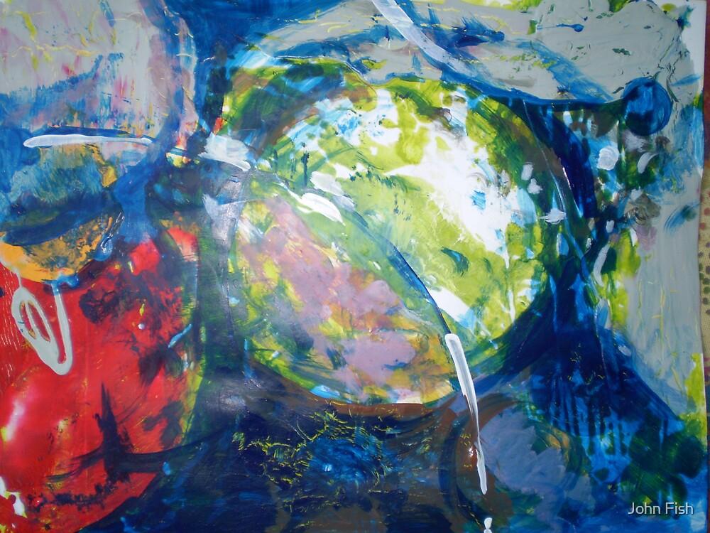 Circular Being by John Fish