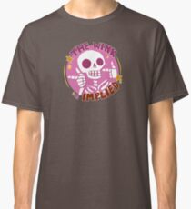 Skele-fun: The Wink is Implied Classic T-Shirt