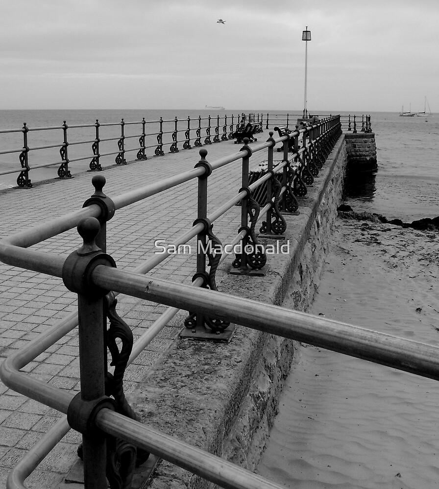 Pier by Sam Macdonald