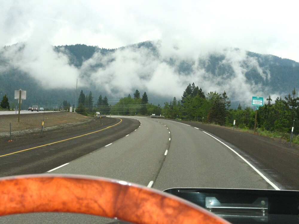 Going to drive on Clouds !! by Warrior