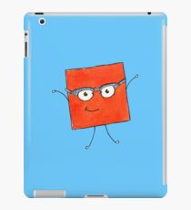 Don't forget - It's Hip to be a Square! iPad Case/Skin