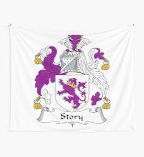 Story  Wall Tapestry