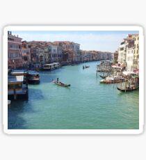 Grand Canal of Venice Sticker