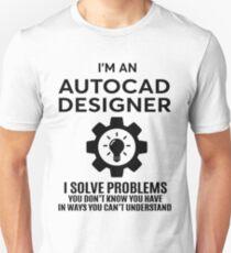 AUTOCAD DESIGNER - NICE DESIGN 2017 Unisex T-Shirt