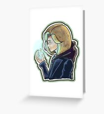 Hello Doctor Thirteen (Doctor Who Series 11) Greeting Card
