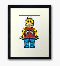 All the Rage Framed Print