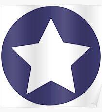 Steel star Poster