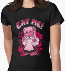 she's made of candy Women's Fitted T-Shirt