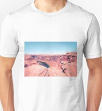 Desert at Horseshoe Bend, Arizona, USA T-Shirt