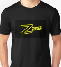 Black and Yellow Z28 T-Shirt