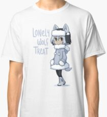 Lonely Wolf Treat Classic T-Shirt