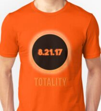 Total Solar Eclipse 8/21/17 Totality T-Shirt