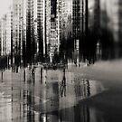 Surf city by Mel Brackstone
