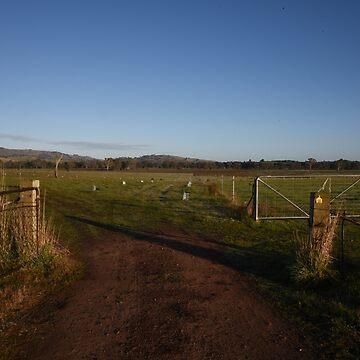 Farm Gate by xavier
