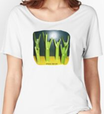Give me your weekly celery! Women's Relaxed Fit T-Shirt