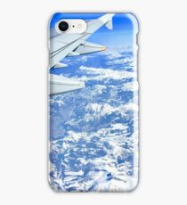 Alps from Above iPhone Case/Skin