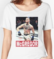 Conor McGregor TShirt Women's Relaxed Fit T-Shirt
