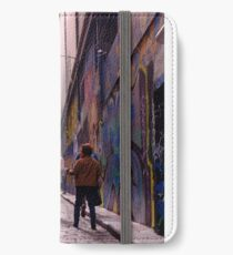 Hozier Lane Melbourne iPhone Wallet/Case/Skin