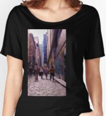 Hozier Lane Melbourne Women's Relaxed Fit T-Shirt