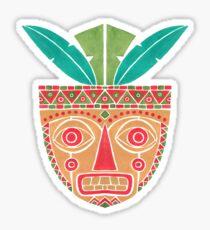 The Ethnic Mask  Sticker