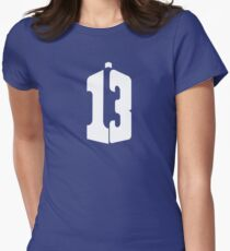 The 13th Doctor Women's Fitted T-Shirt