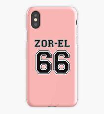 Supergirl - Zor-El 66 iPhone Case/Skin