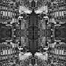 Complex city by Mel Brackstone