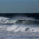 Windy Waves by KazM