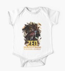 League of Legends ZED - [The Master Of Shadows] Kids Clothes