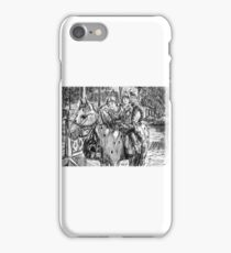 Pippi Longstocking iPhone Case/Skin