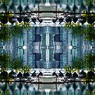 Vancouver abstract by Mel Brackstone