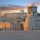 Morro Castle At Sunset by phil decocco