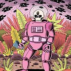 Dead Astronaut by jackteagle