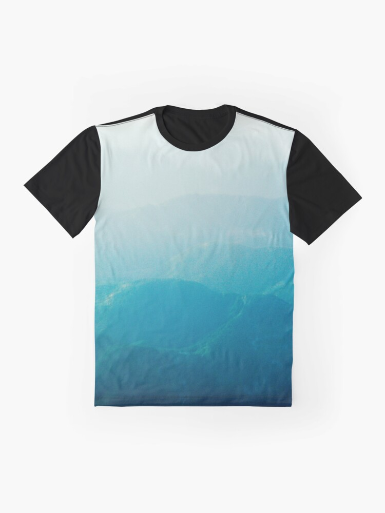 Alternate view of Coming in to land Graphic T-Shirt