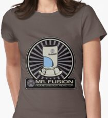 Mr. Fusion Women's Fitted T-Shirt