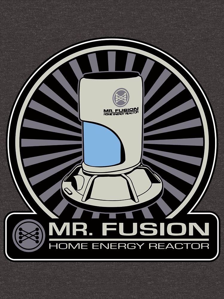 Mr. Fusion by anfa