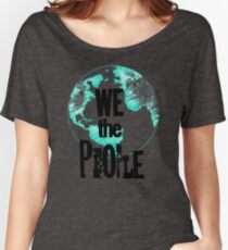 We the People Women's Relaxed Fit T-Shirt