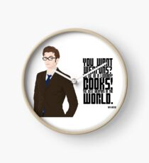 Doktor Bücher Uhr
