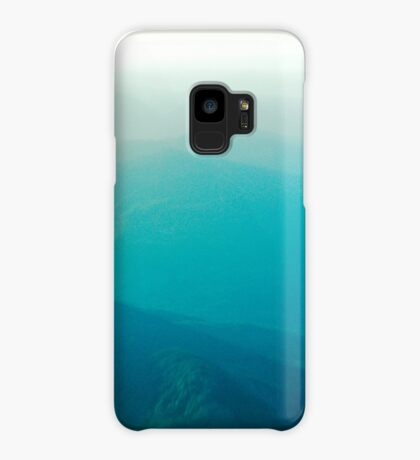 Vancouver Island from the air Case/Skin for Samsung Galaxy