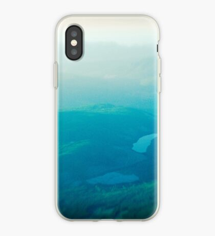 Vancouver Island aerial iPhone Case