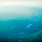 Vancouver Island aerial by Mel Brackstone