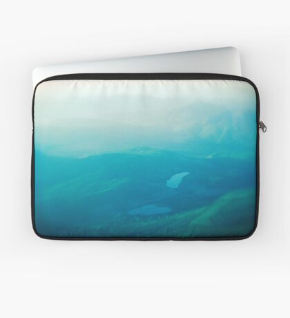 Vancouver Island aerial Laptop Sleeve