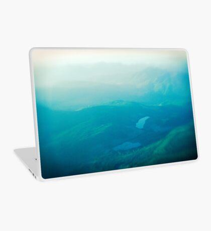 Vancouver Island aerial Laptop Skin