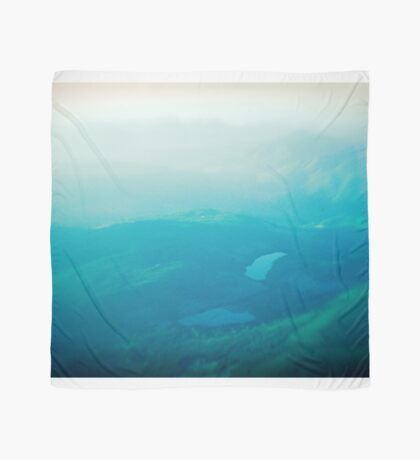 Vancouver Island aerial Scarf